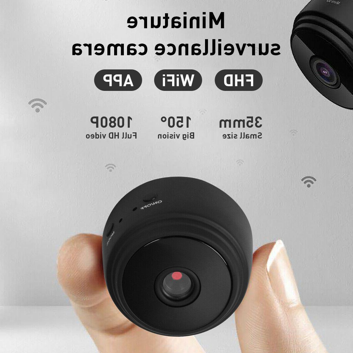 Mini Spy Wireless Wifi Security HD