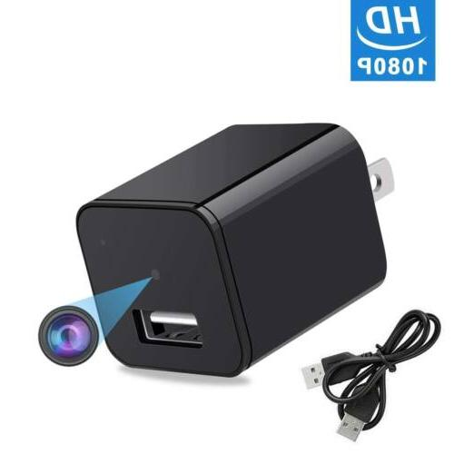Hidden Camera Motion Detection HD Recorder Camcorder