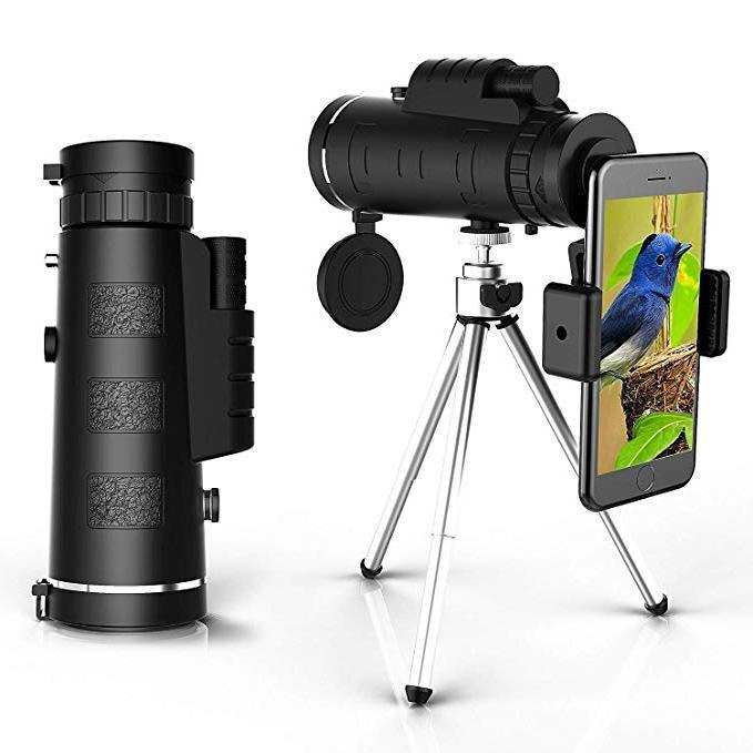 Lll <font><b>Vision</b></font> Telescope Professional Long Range Portable nikon <font><b>Monocular</b></font> Hunting