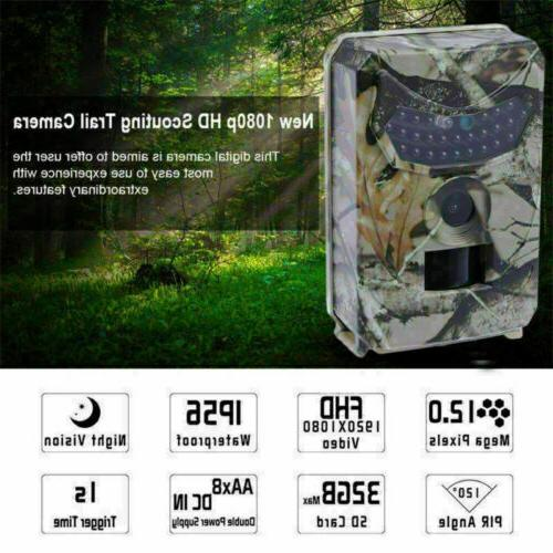 Hunting Camera Trap Night Camera 1080P Hunter