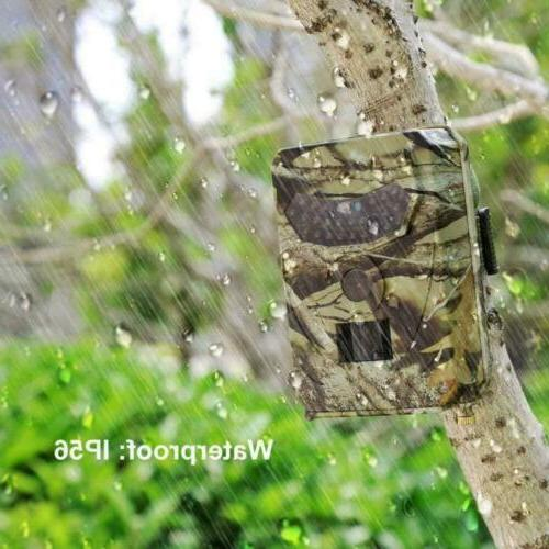 Hunting Camera 12MP Trap Night Hunter