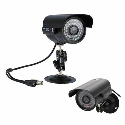 1200TVL HD IR Night Vision Outdoor Waterproof CCTV Wired Cam