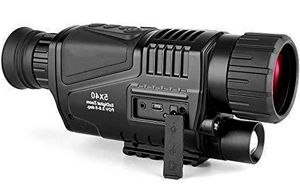 infrared ir night vision digital video camera