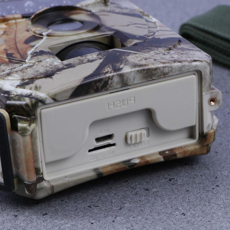 Infrared Night 12MP 120° Security Camera Cam