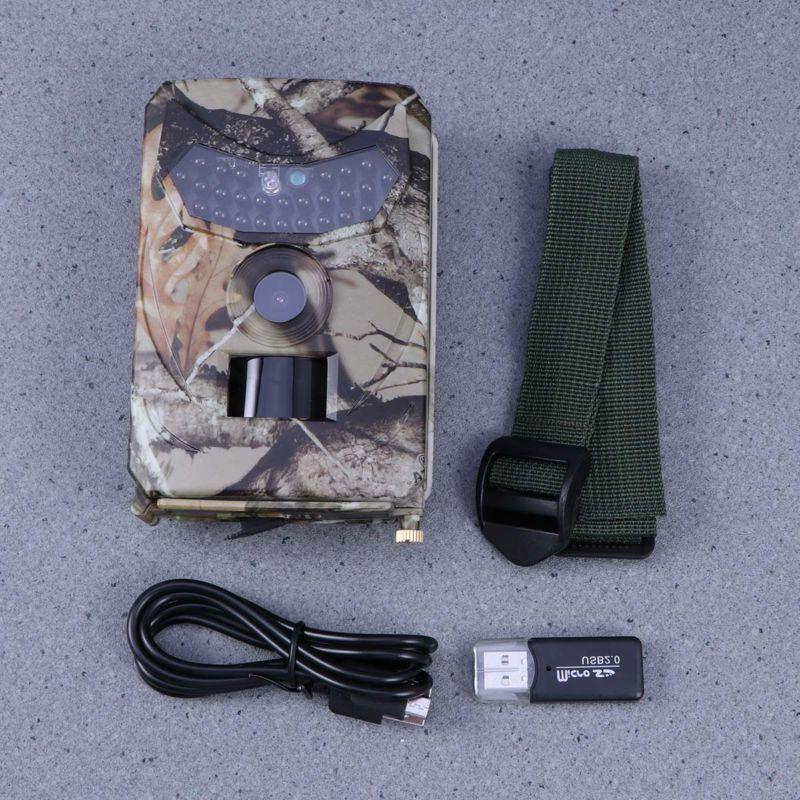 Infrared 12MP 120° HD1080P Trail