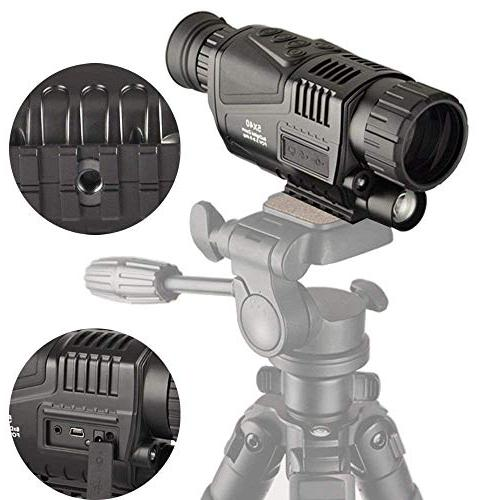 5x40mm Infrared Digital Night Vision-HD Inch and Camera&Camcorder and Videos 350m/1150ft Detection with a