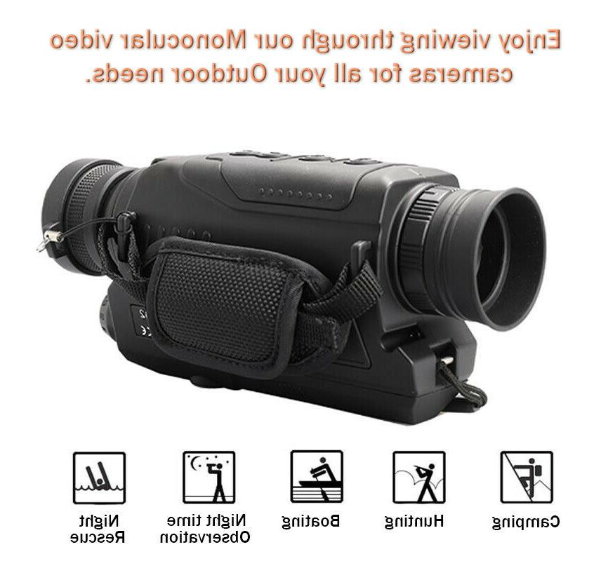 Infrared Night Monocular security and outdoors