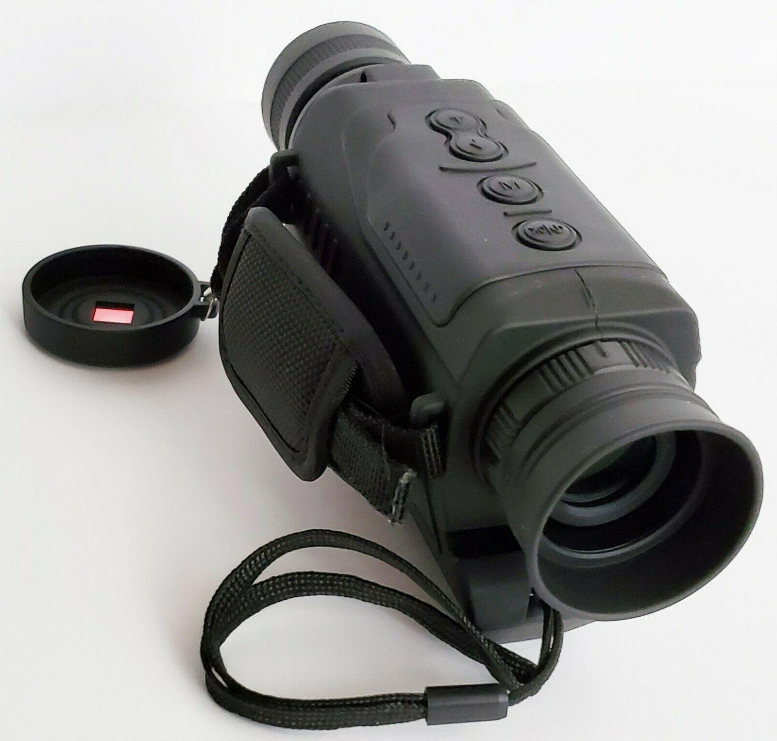 infrared night vision monocular security and surveillance