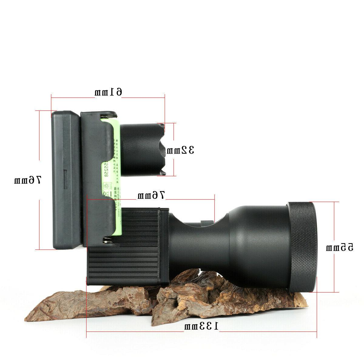 Infrared set sight Rifle Scope Set for hunting 4.7'' screen