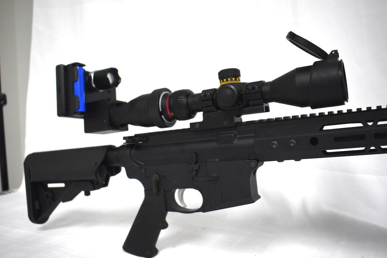 Infrared Night Vision set sight for hunting scope screen