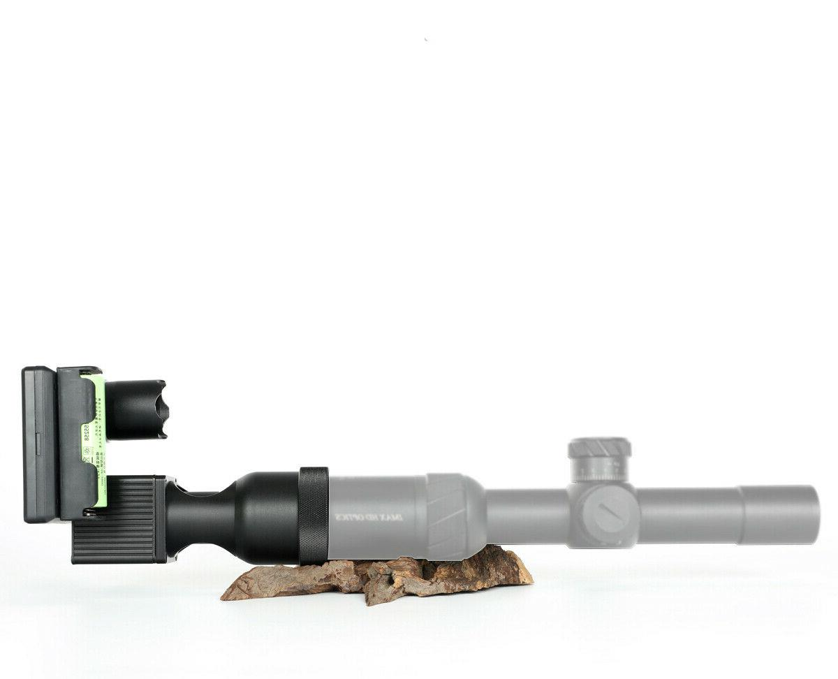 sight Rifle for hunting scope screen