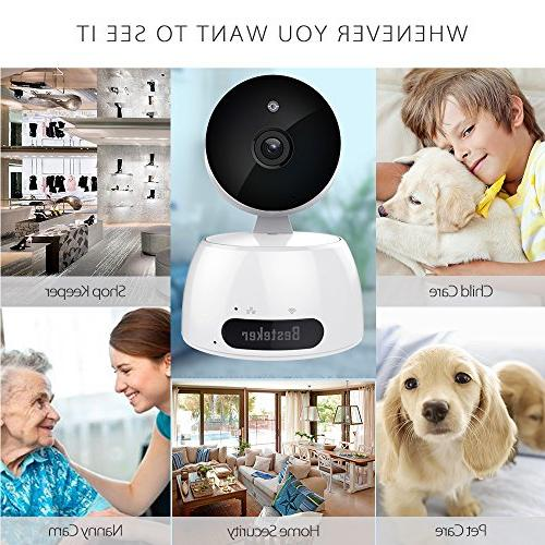 ,Besteker Surveillance Baby with Motion Detection, Vision,2