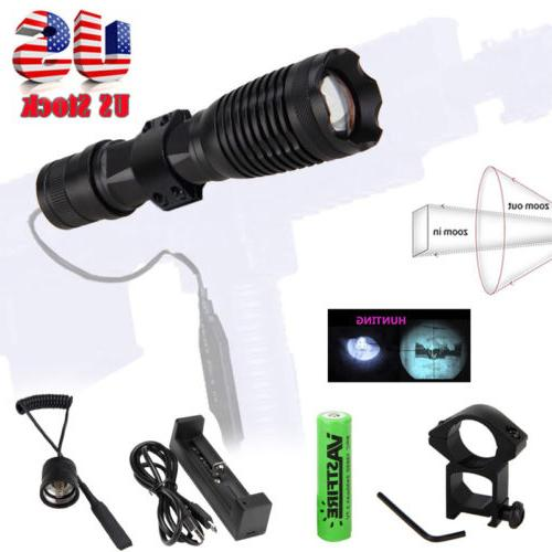 IR illuminator 940nm Infrared Night Vision Light Zoom Torch