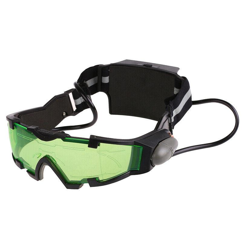 LED Night Vision Eye shield Lens Eye Protector USA