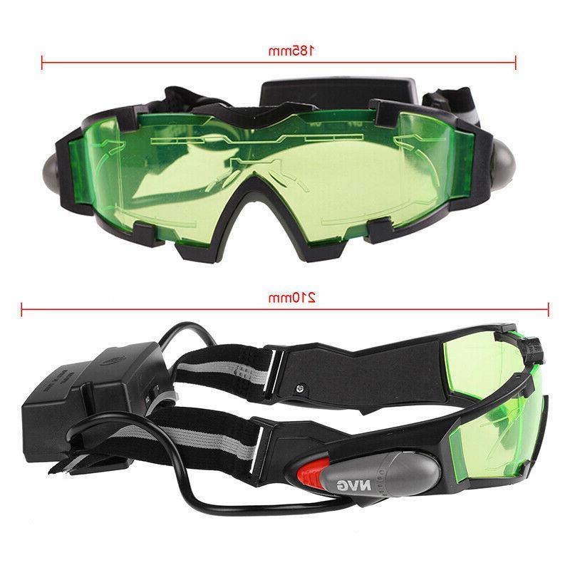 LED Night Vision Eye Lens USA