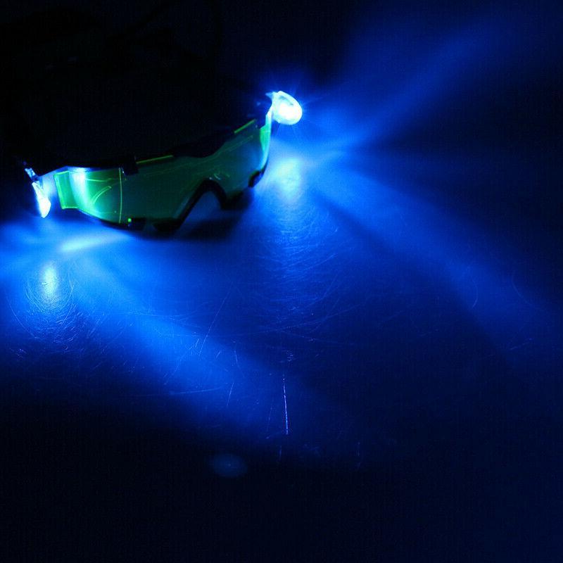 LED Goggles Eye Eye Protector USA