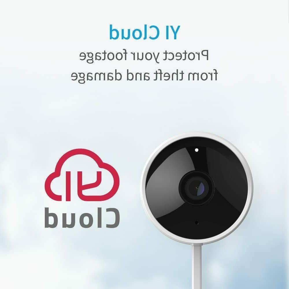 Lot of 6 YI Outdoor Camera, 1080p Waterproof Night Vision Surveillance