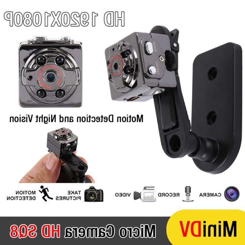 Mini 1080P HD SPY Sport Video Recorder Vision