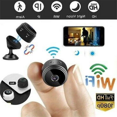 Wireless Camera Version 2 Wyze Cam 1080p HD Night Vision 2-W