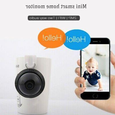 Mini Camera Wifi IP Outdoor Night Vision Wireless Small Home