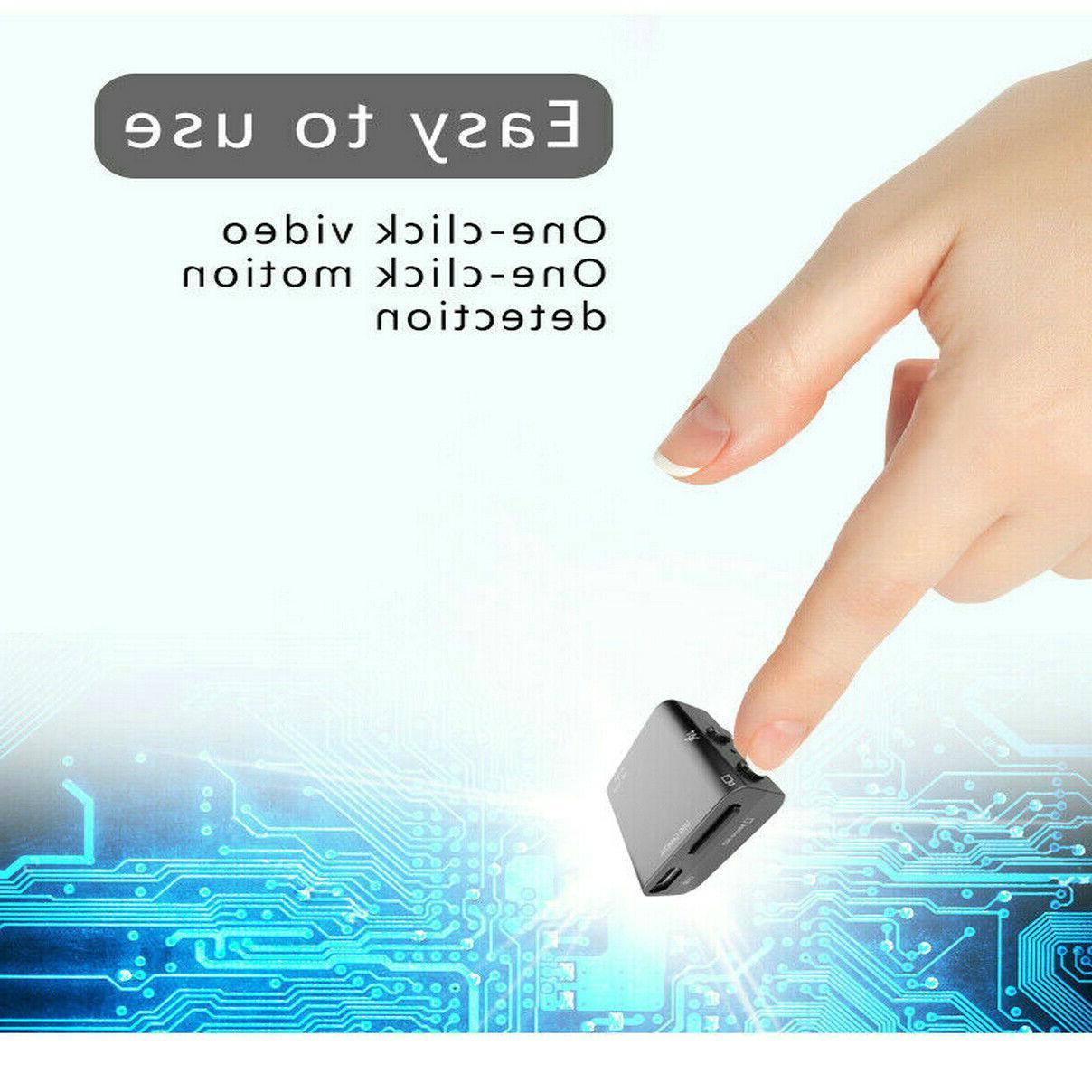 Mini Spy Hidden HD Security Camcorder Night IR-CUT