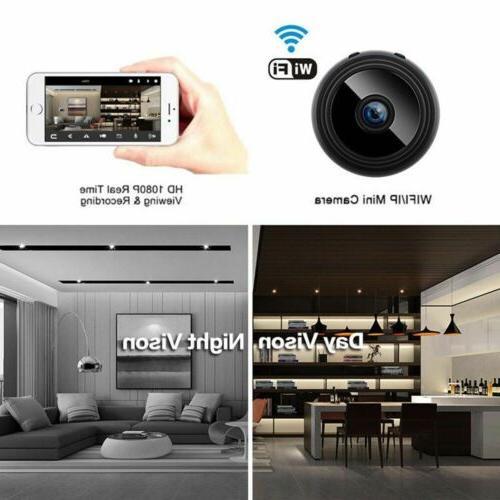 Mini Camera Wifi Security Night Vision