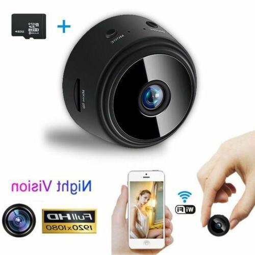 Mini Wifi IP Security Camcorder HD Night