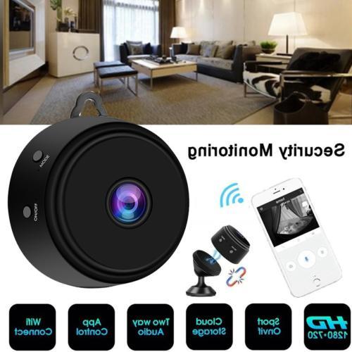 Mini Camera Wireless Wifi IP Home Security HD 1080P DVR Nigh