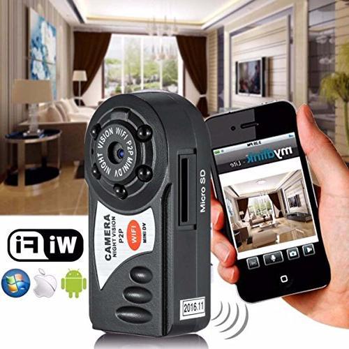 MAGENDARA wifi Wireless With Vision Wireless DVR