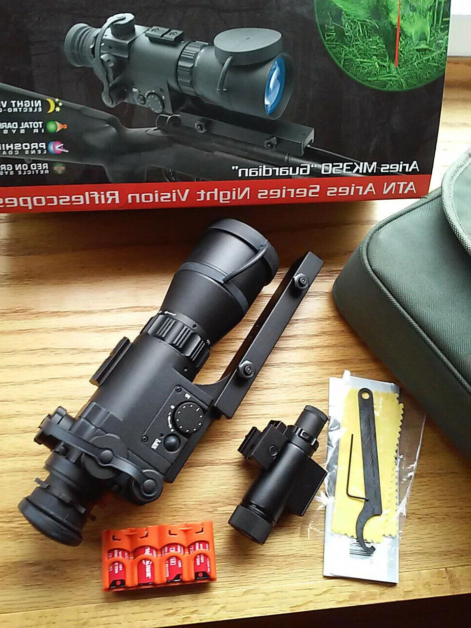 ATN GUARDIAN night vision SCOPE Old