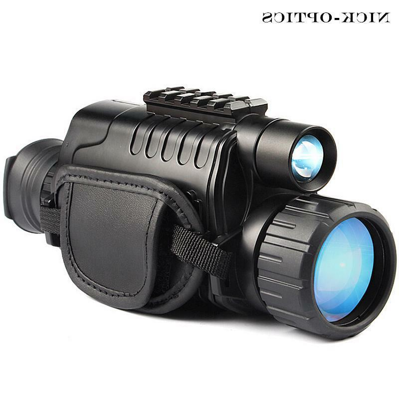 Monocular Night Vision Infrared Digital Scope Telescope with