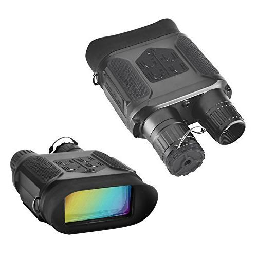 Infrared Binoculars Large Viewing Screen or Photos 640p