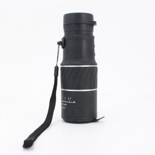 NEW Day&Night Vision HD Optical Monocular Camping Hiking