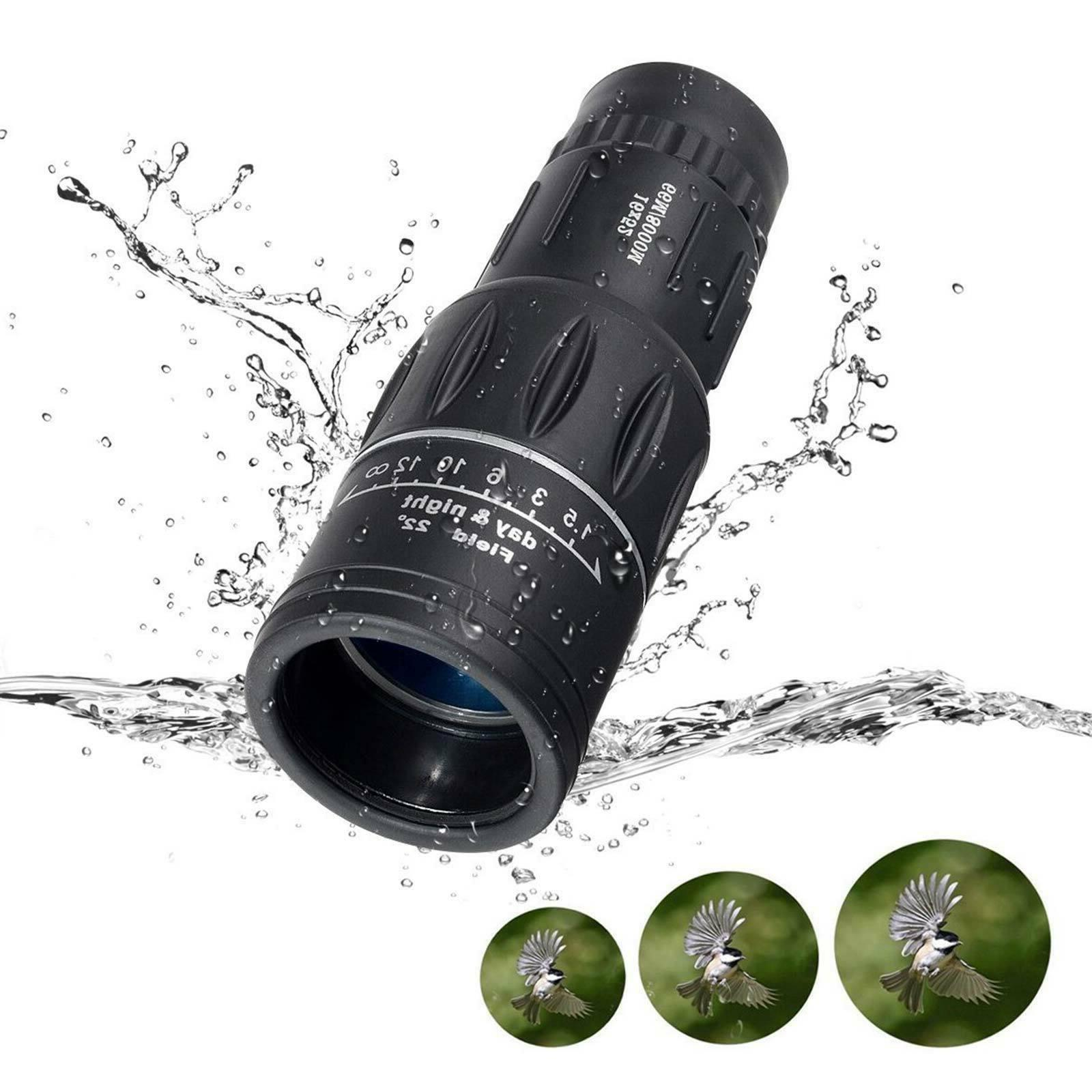 New Night Vision 16X52 HD Optical Hunting