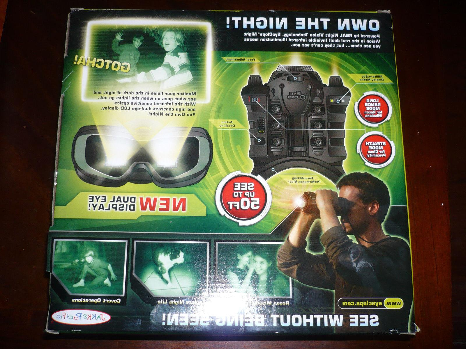 NEW! Pacific Infrared Stealth Binoculars