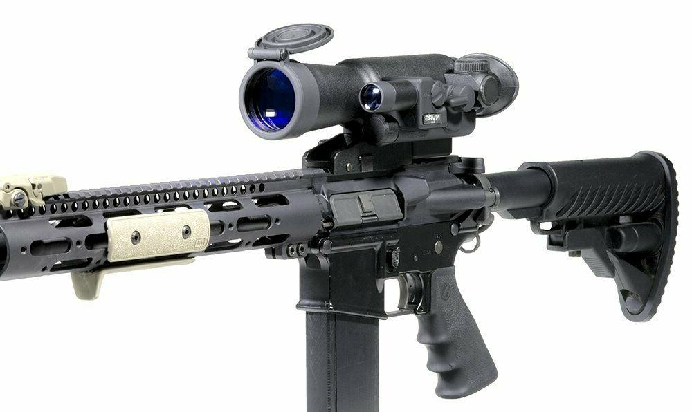 New Vision Rifle Mount Tactical Hog