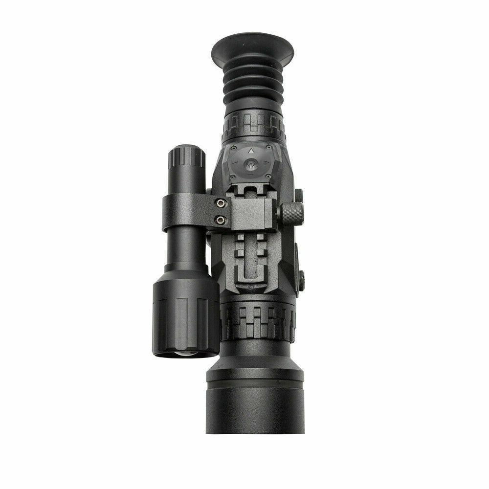 NEW 4-32x50 Digital Day/Night Rifle Scope SM18011