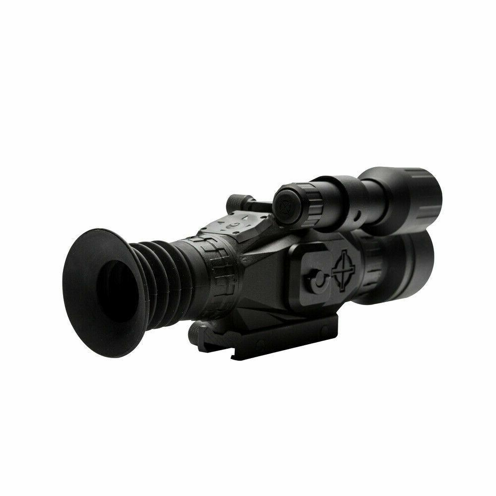 NEW Sightmark 4-32x50 Digital vision Rifle Scope