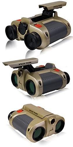 FM Night Scope Binoculars Vision for Gift Hiking