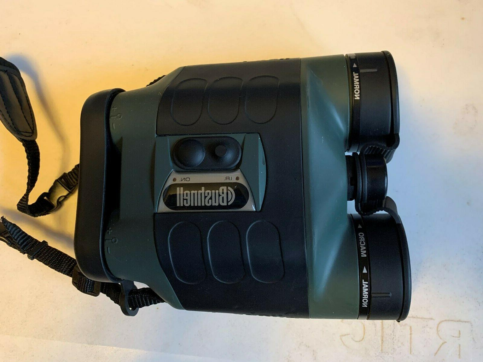 Bushnell Vision 2.5 X Model 26-0400 With