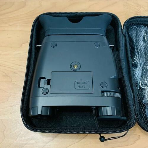 Solomark Binoculars 3.8-7.6x Built-in Infrared