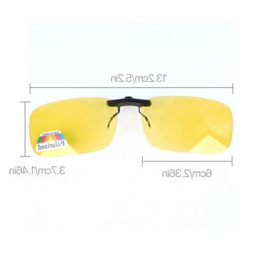Night Anti Polarized On Driving Glasses UV400