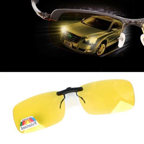 Night Polarized Clip Glasses Lens