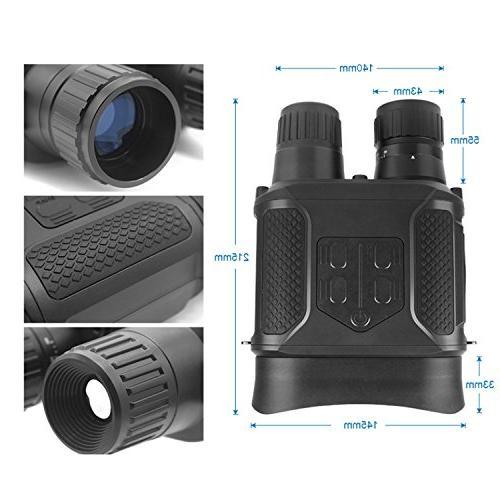 "Astromania Vision Scope Hunting 2"" TFT LCD viewing Range,640x480p HD Camera Display"