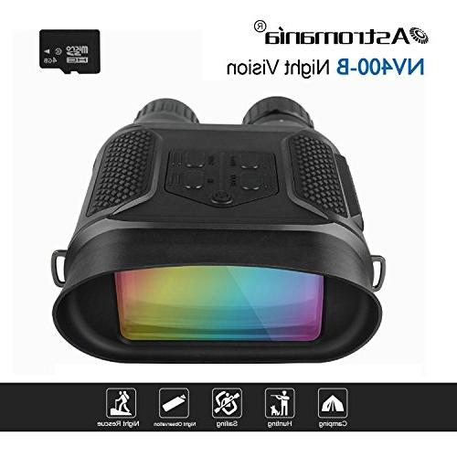 night vision binocular infrared