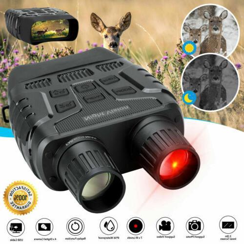 HD Night Infrared Hunting Binoculars