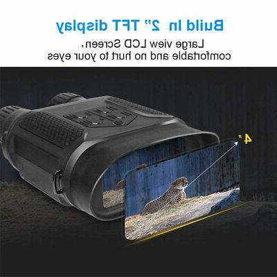 Infrared TFT Binoculars Outdoor Camcorder Night Vision US