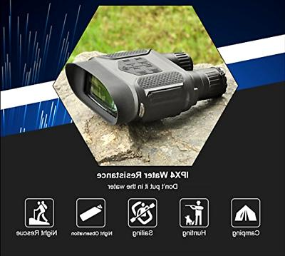 SOLOMARK Night Hunting Binoculars-Digital Infrared Visi