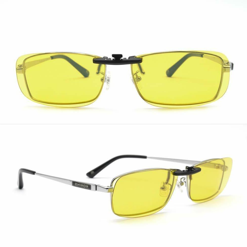 Night Yellow Anti-glare HD Safety