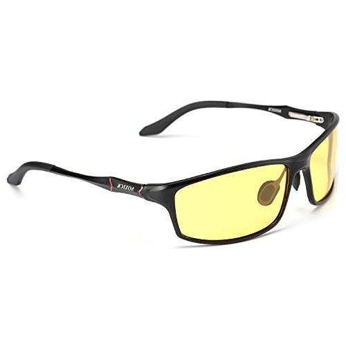 Night Glasses Driving,Polarized Safe Driving Glasses